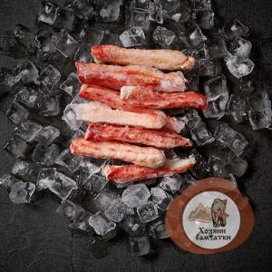 Мясо камчатского краба 1-Я фаланга экстра крупная (брикет), 0,5 кг
