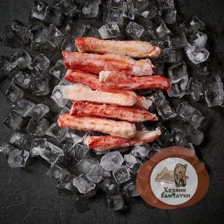 Мясо камчатского краба 1-Я фаланга (брикет), 0,5 кг