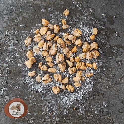 Мясо Мидии св/м (Чили), 0.5 кг