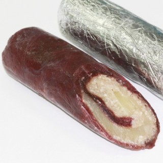 Рулет из оленины со Свининой и Ананасом, 0.5кг
