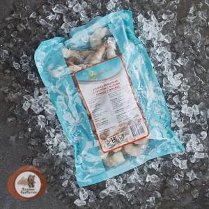 Креветка Тигровая Премиум св/м (очищенные, без головы, Китай), 0.5 кг.