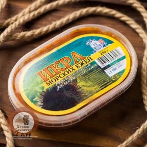 Икра морского Ежа (свежемороженная), 250 гр
