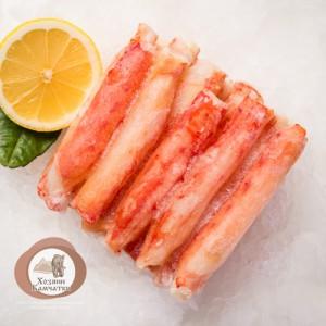 Мясо Камчатского краба 2-я фаланга (брикет), 0.5 кг
