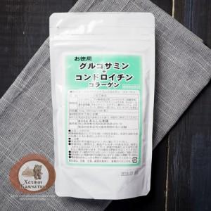 """""""Здоровые кости + """" Высокоэффективный сбалансированный продукт для лечения и поддержки костной и хрящевой ткани. (Япония)"""