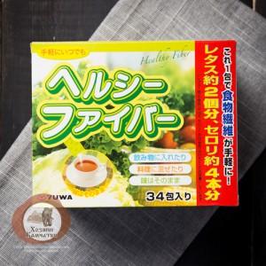 """Клетчатка / Пищевые волокна"" YUWA HEALTHY FIBER (Япония)"