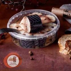 Скумбрия стейк пряного посола, 250 гр