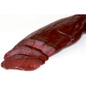 Филе оленя Карпаччо (отборное), 1кг