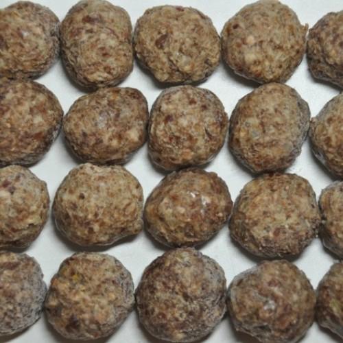Фрикадельки из оленины, 0.6кг